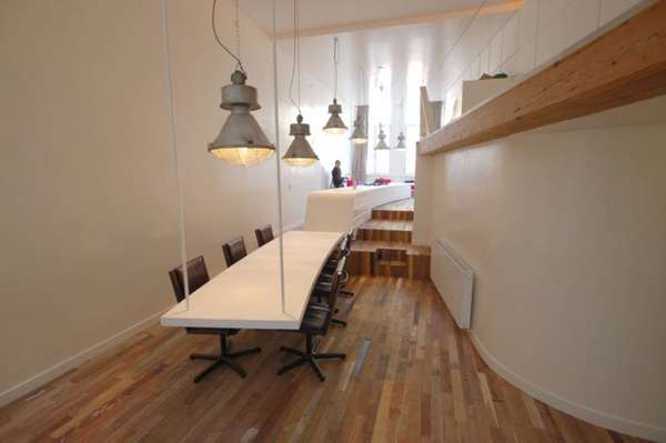 """Thích thú với nội thất phòng bếp được thiết kế """"lơ lửng"""" đầy nghệ thuật 7"""
