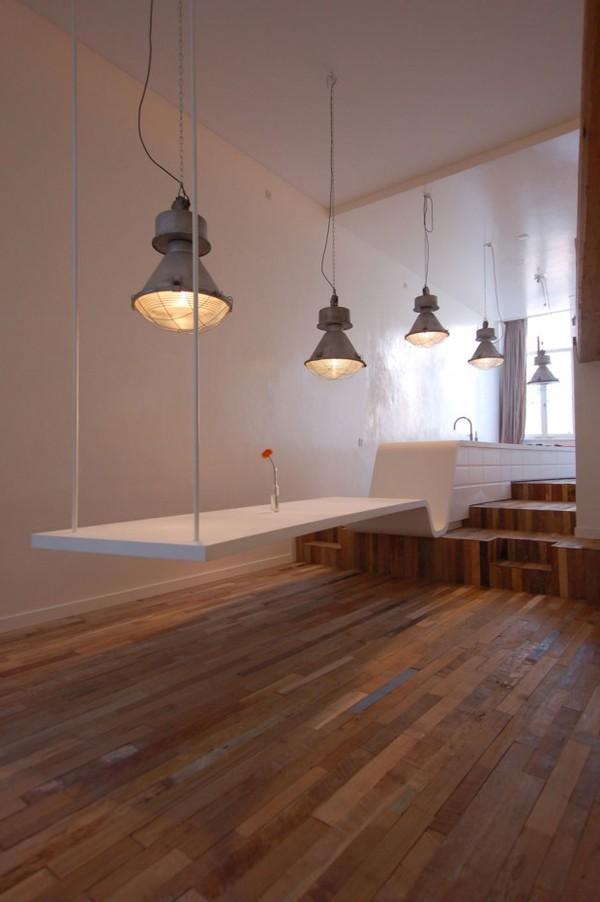 """Thích thú với nội thất phòng bếp được thiết kế """"lơ lửng"""" đầy nghệ thuật 8"""