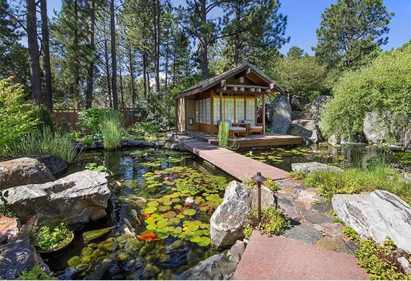 Những thiết kế hồ nước nhỏ xinh cho sân vườn 12