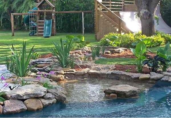 Những thiết kế hồ nước nhỏ xinh cho sân vườn 3