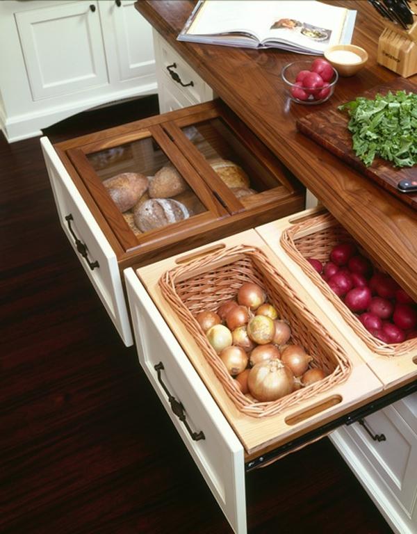 Bí quyết sắp xếp tủ bếp thông minh và khoa học 1