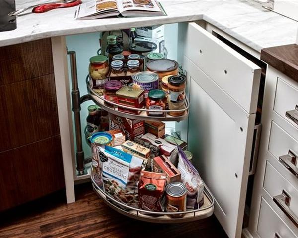 Bí quyết sắp xếp tủ bếp thông minh và khoa học 10