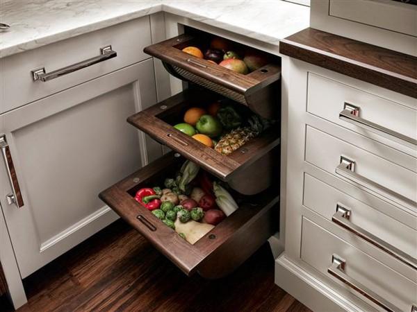 Bí quyết sắp xếp tủ bếp thông minh và khoa học 11