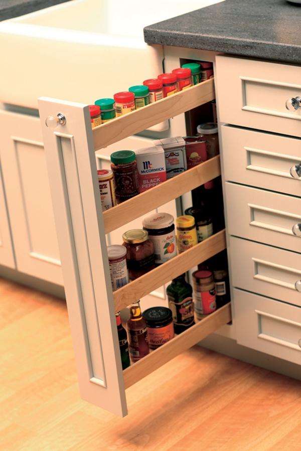Bí quyết sắp xếp tủ bếp thông minh và khoa học 14