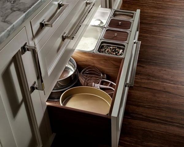 Bí quyết sắp xếp tủ bếp thông minh và khoa học 4