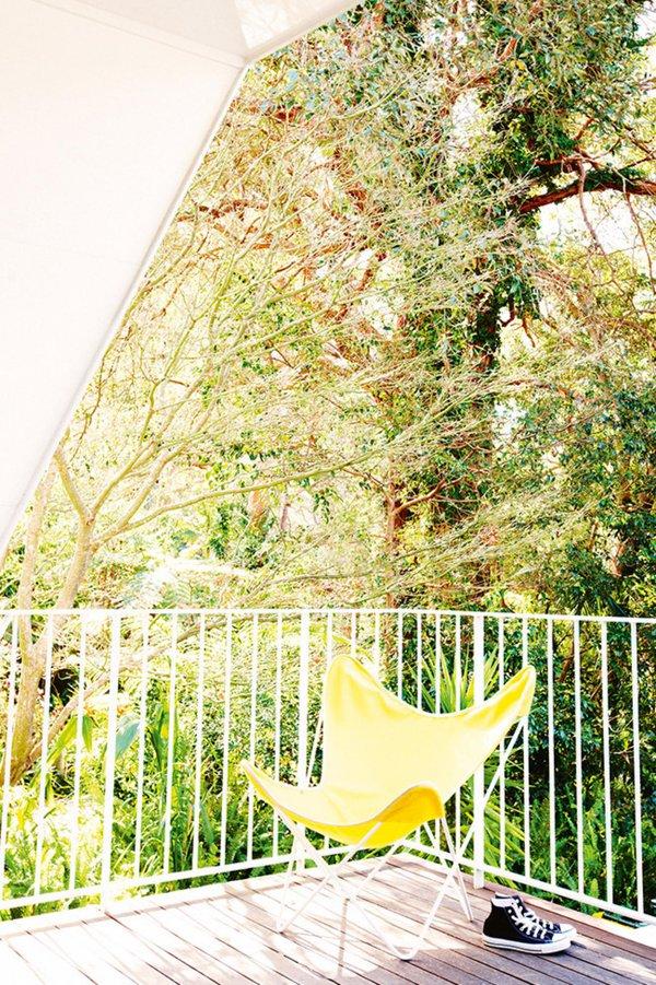 Trang trí nhà với gam màu vàng nổi bật 4