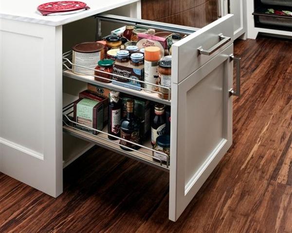 Bí quyết sắp xếp tủ bếp thông minh và khoa học 7