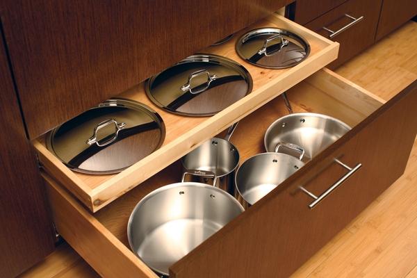 Bí quyết sắp xếp tủ bếp thông minh và khoa học 9