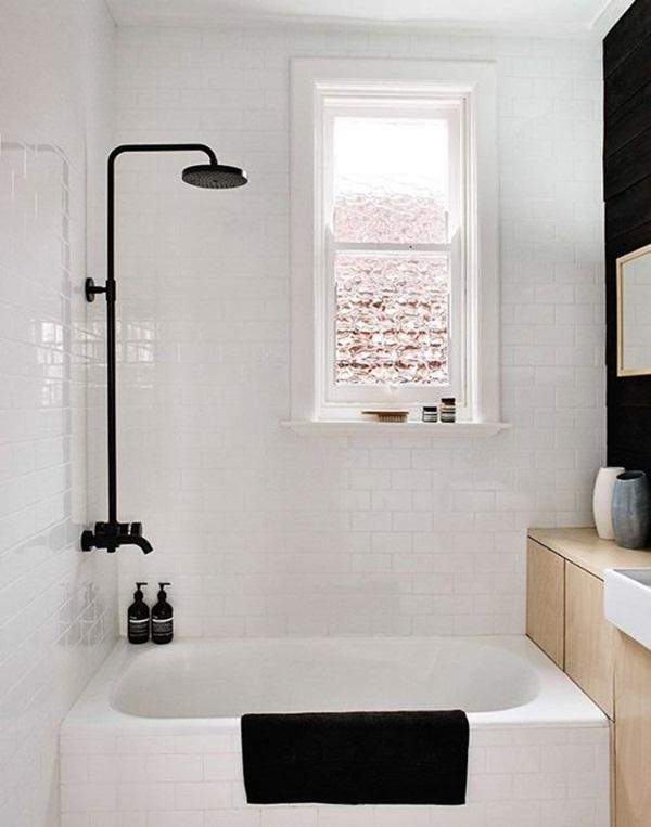 Thổi hồn cho phòng tắm nhỏ 5m2 thật dễ 1