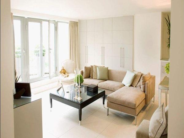 15 ý tưởng thiết kế phòng khách đẹp, đơn giản và siêu tiết kiệm 1