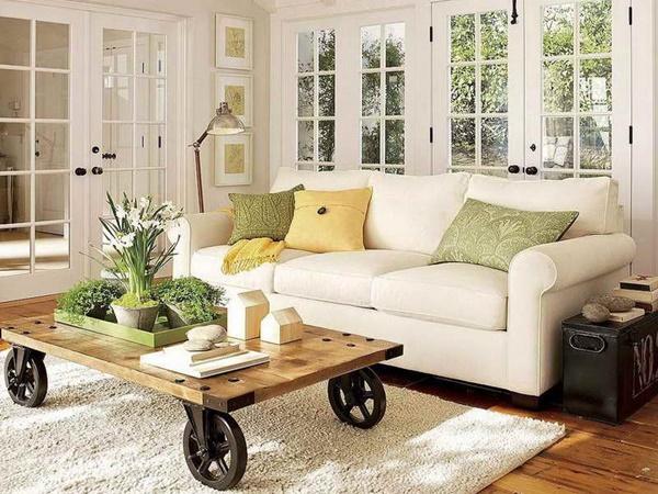 15 ý tưởng thiết kế phòng khách đẹp, đơn giản và siêu tiết kiệm 12