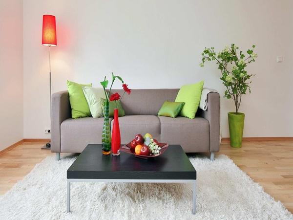 15 ý tưởng thiết kế phòng khách đẹp, đơn giản và siêu tiết kiệm 6