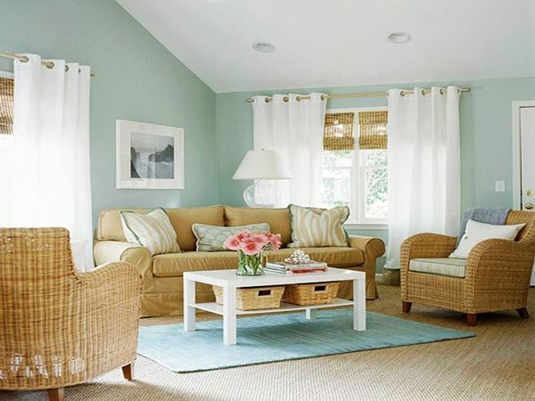15 ý tưởng thiết kế phòng khách đẹp, đơn giản và siêu tiết kiệm 7