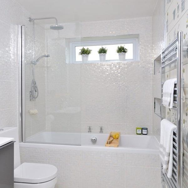 Thổi hồn cho phòng tắm nhỏ 5m2 thật dễ 8
