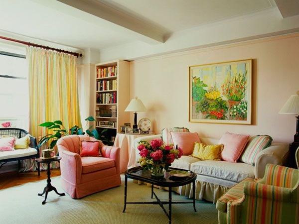 15 ý tưởng thiết kế phòng khách đẹp, đơn giản và siêu tiết kiệm 8