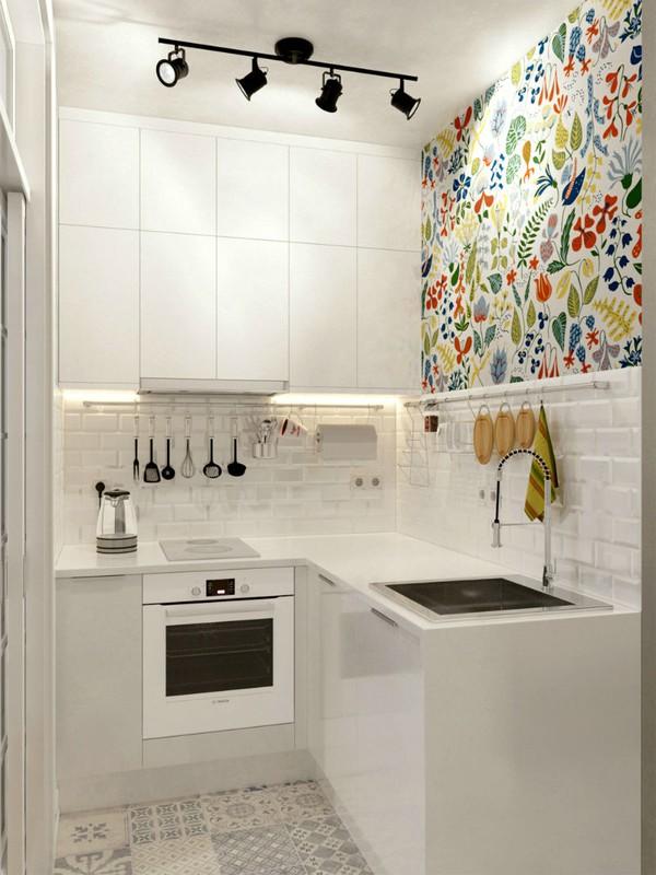 phòng bếp nhỏ 3