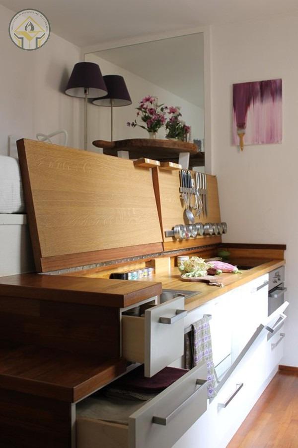 phòng bếp nhỏ 5