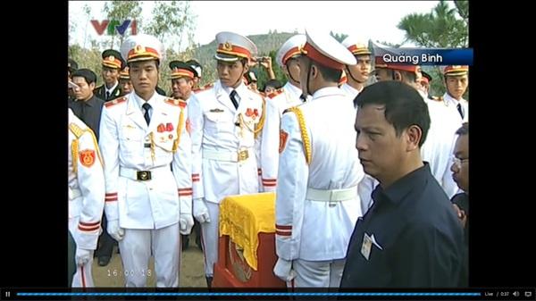 Đại tướng Võ Nguyên Giáp đã yên nghỉ trong lòng đất Mẹ 106