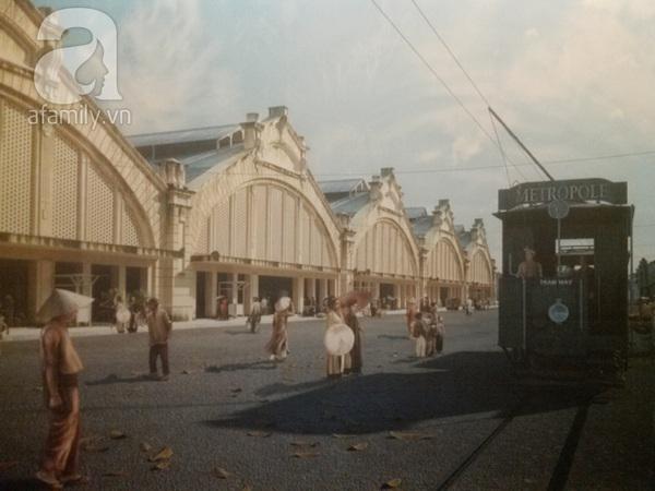 Những hình ảnh không thể kìm lòng về tàu điện xưa ở Hà Nội 3