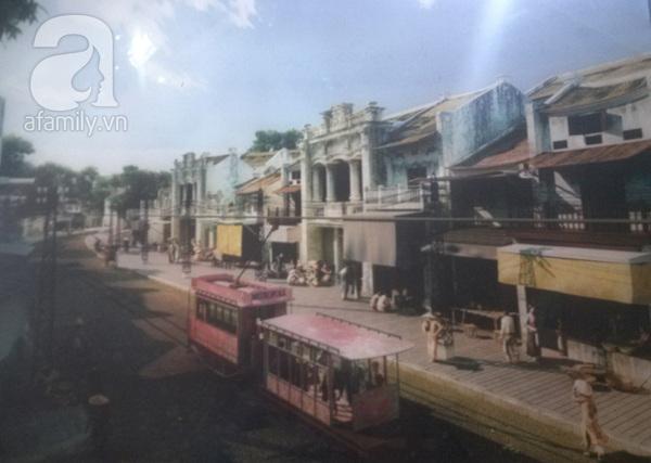 Những hình ảnh không thể kìm lòng về tàu điện xưa ở Hà Nội 4
