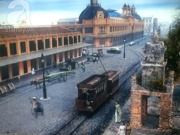 Những hình ảnh không thể kìm lòng về tàu điện xưa ở Hà Nội 2