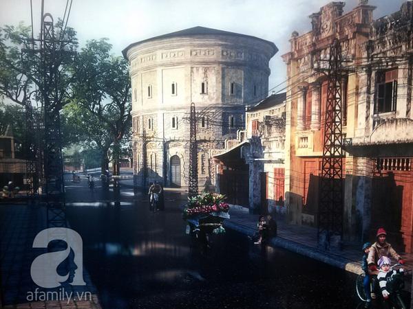 Những hình ảnh không thể kìm lòng về tàu điện xưa ở Hà Nội 6