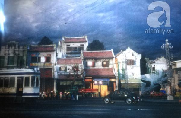 Những hình ảnh không thể kìm lòng về tàu điện xưa ở Hà Nội 7