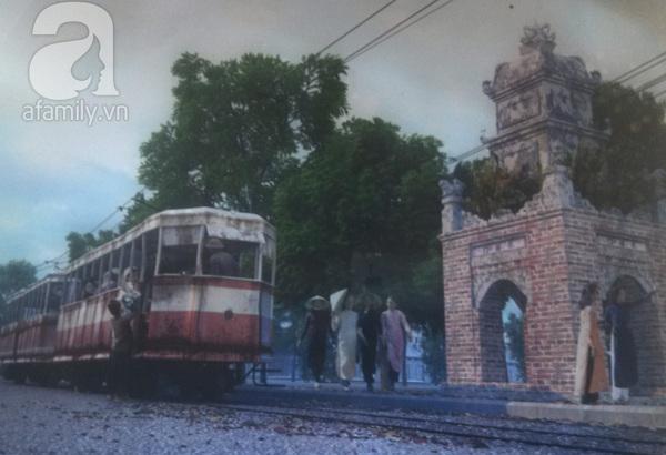 Những hình ảnh không thể kìm lòng về tàu điện xưa ở Hà Nội 1