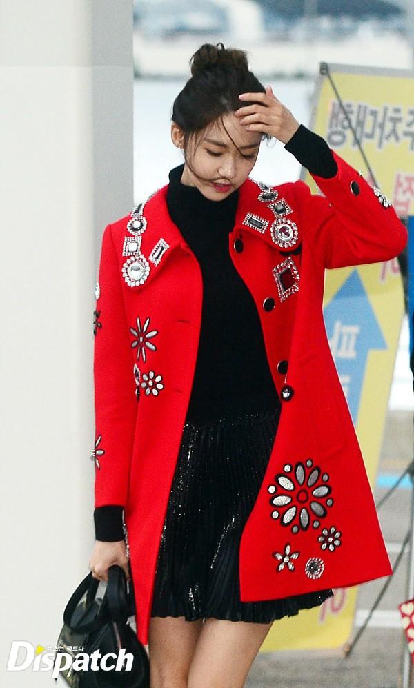 phong cách sao Hàn