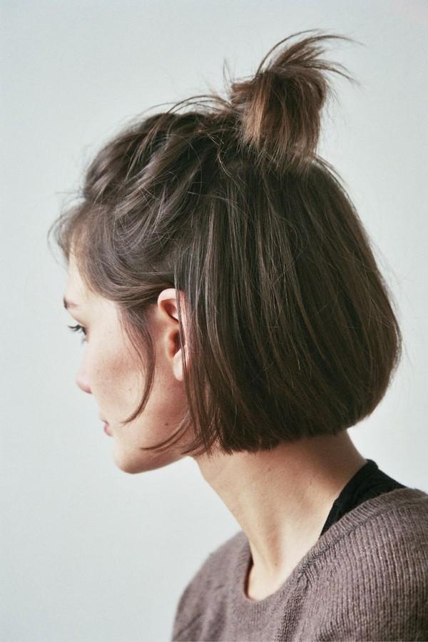 Những kiểu tóc cứu cánh cái mùa... vừa gội đầu xong đã bết dính