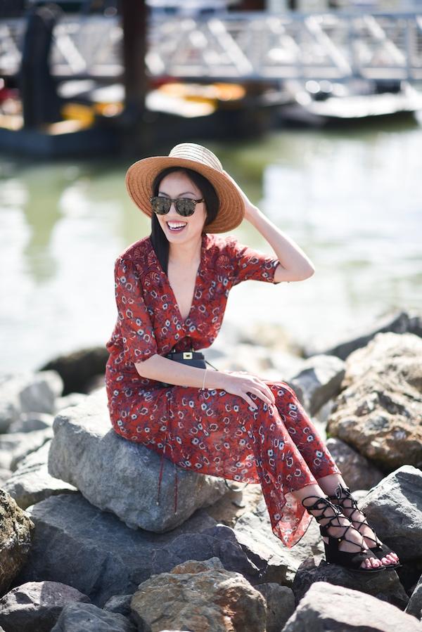 blogger thời trangblogger thời trang