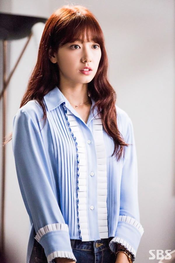 Trang điểm như Park Shin Hye Trang điểm như Park Shin Hye