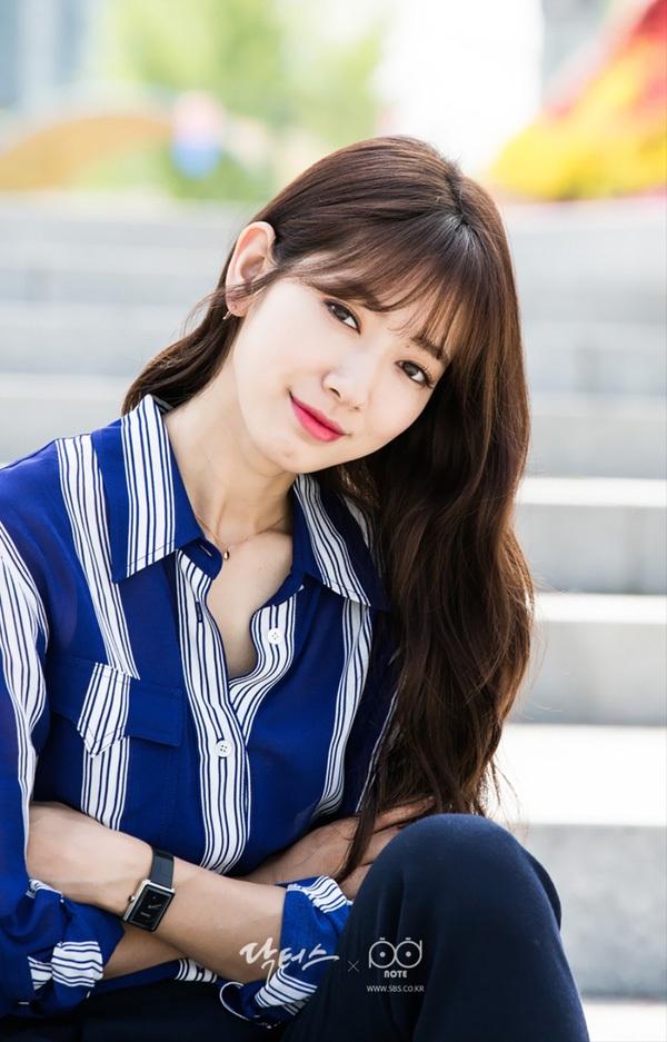 Trang điểm như Park Shin Hye