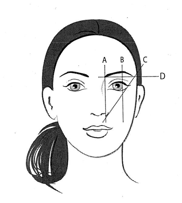 Học cách tạo dáng lông mày hợp với từng kiểu khuôn mặt - Ảnh 1.