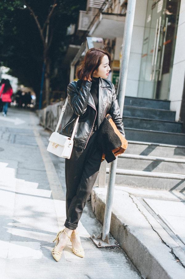 street style châu Á