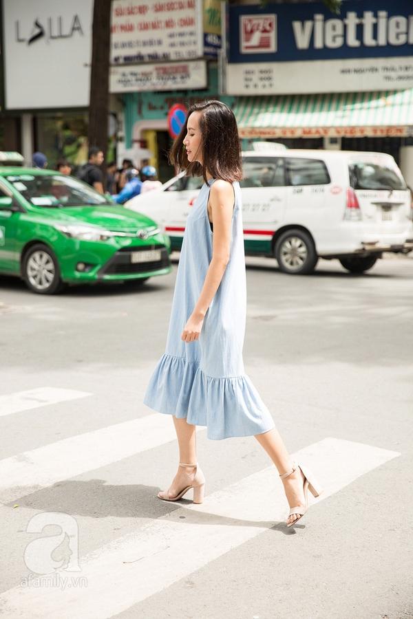 street style hai miền
