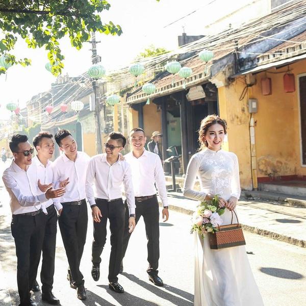 đám cưới Mai Ngọc
