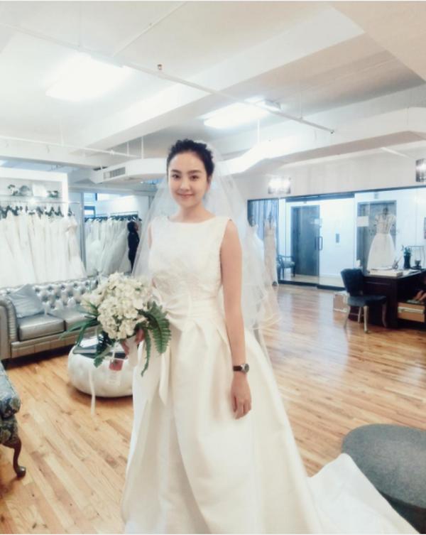 đám cưới của Mai Ngọc