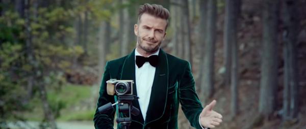 """Những bộ cánh thời trang """"đốn tim"""" phái đẹp của David Beckham  4"""