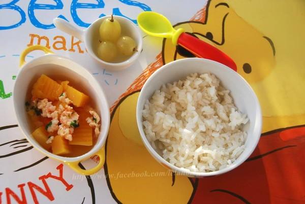 Thực đơn và cách chế biến đồ ăn dặm giai đoạn 9 tháng tuổi 3