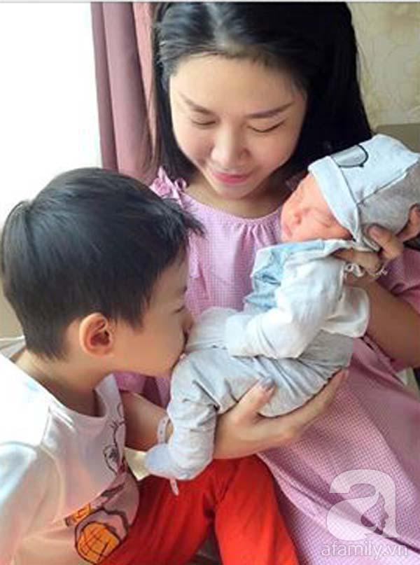vợ đăng khôi sinh con 6