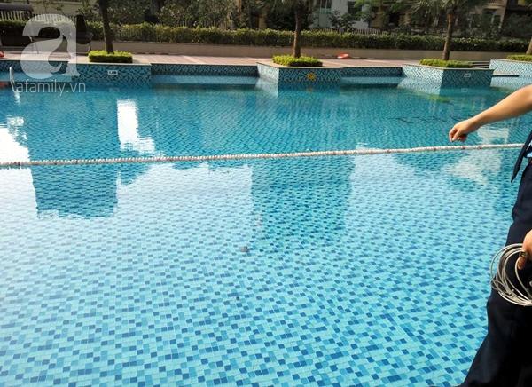 an toàn bơi lội