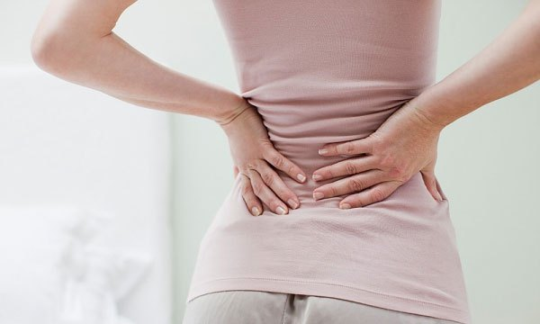 Đau lưng trong thai kì