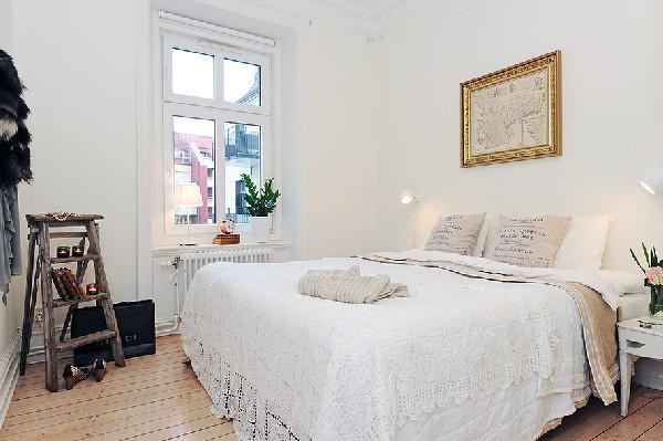 Gợi ý mẹo trang trí phòng ngủ nhỏ trở nên rộng rãi 6
