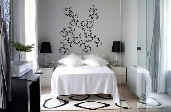 Gợi ý mẹo trang trí phòng ngủ nhỏ trở nên rộng rãi 7