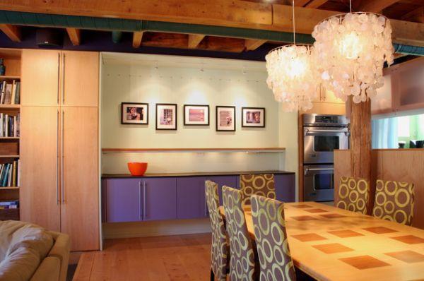 Những cách bài trí tủ bếp đẹp mắt và hiện đại 2