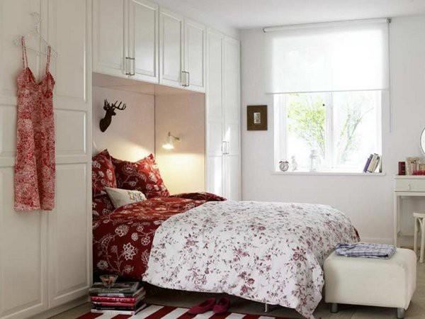 Gợi ý mẹo trang trí phòng ngủ nhỏ trở nên rộng rãi 13