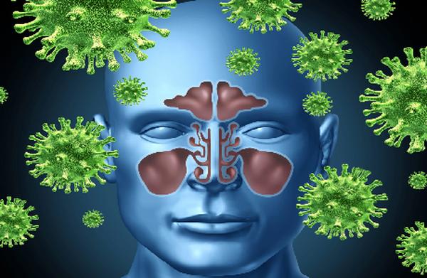 vi khuẩn xâm nhập