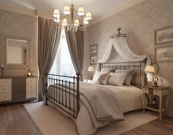 Giường canopy - món nội thất ấn tượng cho phòng ngủ (P.1) 8