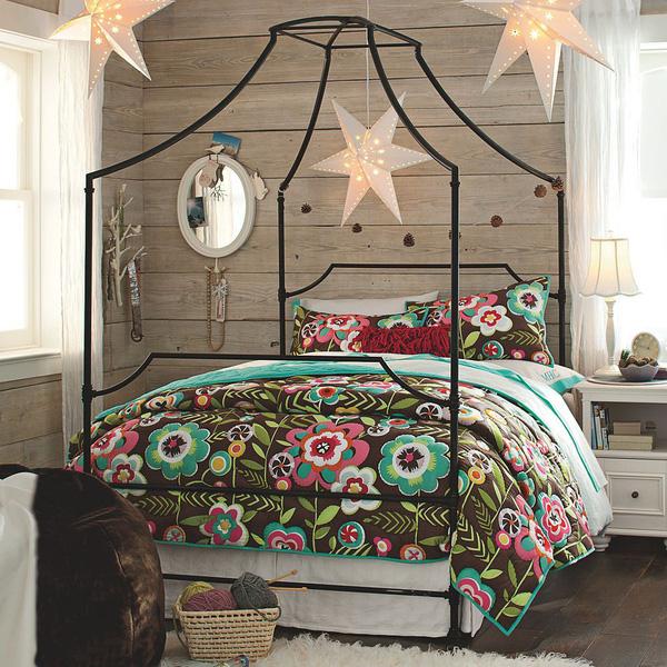 Giường canopy - món nội thất ấn tượng cho phòng ngủ (P.1) 4